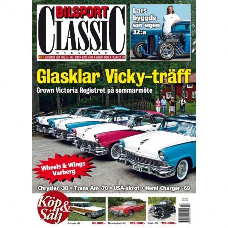 Bilsport Classic nr 9 2009
