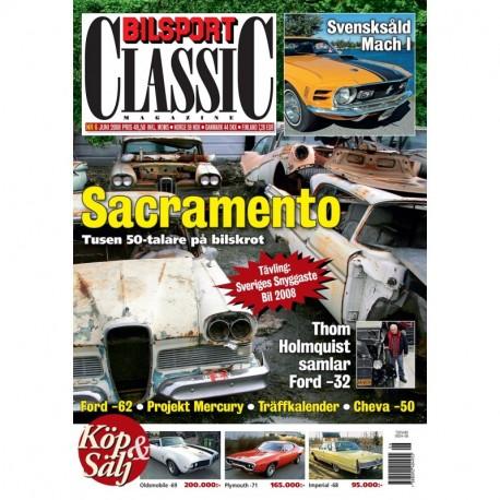 Bilsport Classic nr 6 2008