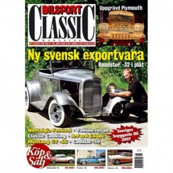 Bilsport Classic nr 8 2007