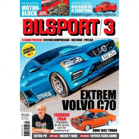 Bilsport nr 3 2018