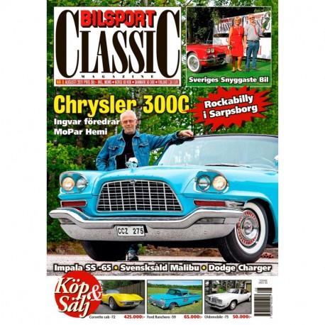 Bilsport Classic nr 8 2011