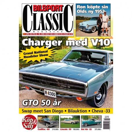 Bilsport Classic nr 4 2014