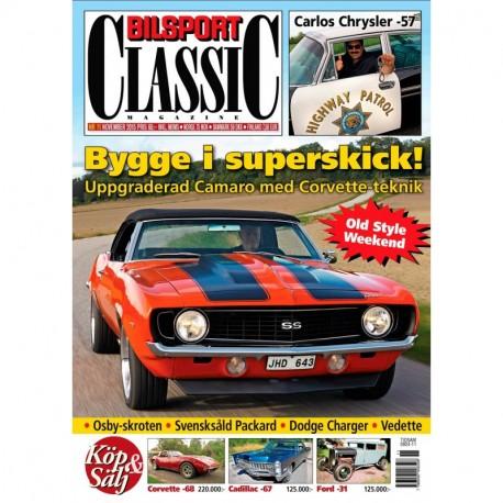 Bilsport Classic nr 11 2015