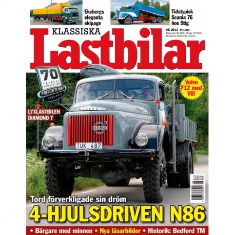 Klassiska Lastbilar nr 6 2012